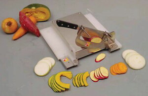 平野製作所 ヒラノ スライスカッター 野菜スライサー SK-4NS さつまいも、人参、大根、かぼちゃ、玉ねぎ等
