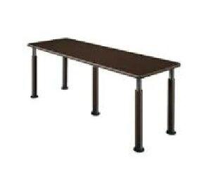 井上金庫 テーブル UFT-5T1890A Aタイプ 4本固定脚 W1800×D900×H596〜796(mm) 介護・福祉施設向け