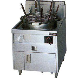 マルゼン ガス式 ラーメン釜 MR-31K ゆで麺機 都市ガス