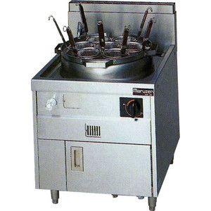 マルゼン ガス式 ラーメン釜 MR-15K ゆで麺機 はやわき 都市ガス