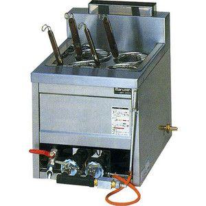 マルゼン ガス式 卓上型ラーメン釜/ゆで麺器 MRK-045TB LPガス