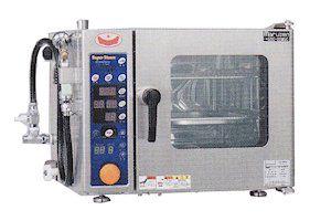 マルゼン 電気式スチームコンベクションオーブン シンプル・シリーズ SSCS-02MNU-N(芯温センサー無) スチコン 専用架台無し!