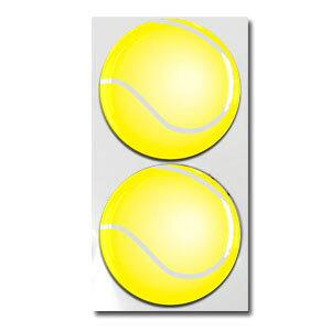 Φ25mmドームシール テニス 2個付[テニスボール シール ステッカー 手帳用 テニスグッズ テニス用品 グッズ 用品 雑貨 プレゼント ギフト プチギフト お返し お誕生日 お祝い 祝い 入学祝い
