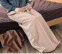 吸湿発熱 + 放熱防止 足暖袋 足をすっぽり包むから暖かさ抜群!車いすご利用時にもお勧め 薄いのに暖かい あったか機…