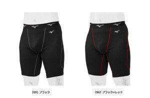 mizuno(ミズノ) KUGEKIスライディングパンツ ファウルカップ収納式 12JB0P23 [野球/スラパン]