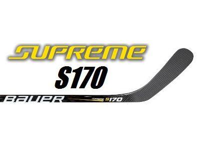 BAUER(バウアー)S16 SUPREME S170 INT 60FLEX (シュープリーム S170 インター) アイスホッケー カーボンスティック