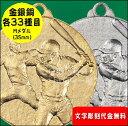 【メダル】35mmπ:Cセット★文字代無料★★種目が選べます★