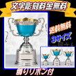 優勝カップ(25cm)【送料無料】★文字彫刻無料★リボン代込★【高級シルバーカップ】
