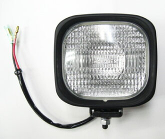 車頭燈(工作燈)12V滷素