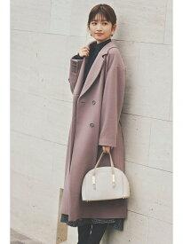 [Rakuten Fashion]チェスターコート PROPORTION BODY DRESSING プロポーションボディドレッシング コート/ジャケット ロングコート ブラウン グレー ホワイト【先行予約】*【送料無料】