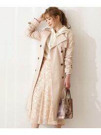 [Rakuten Fashion]トレンチコート PROPORTION BODY DRESSING プロポーションボディドレッシング コート/ジャケット ロングコート ベージュ グレー【送料無料】