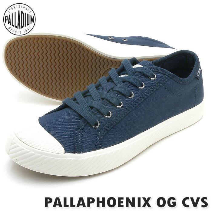 PALLADIUM パラディウムスニーカー PALLAPHOENIX OG CVS パラフェニックス OG キャンバス INDIGO インディゴ レディース PSsale
