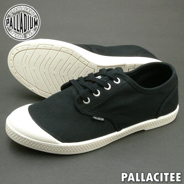 パラディウム スニーカー Pallacitee パラシティー ブラック