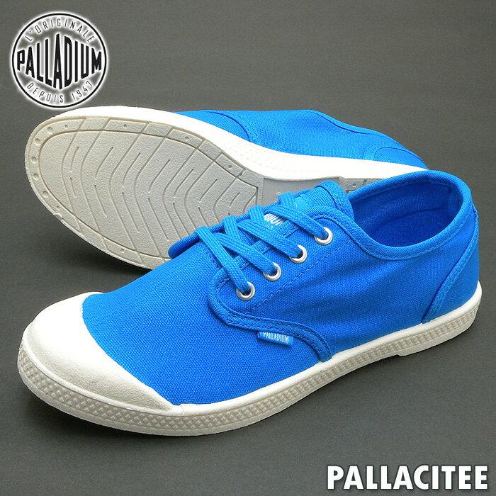 パラディウム スニーカー Pallacitee パラシティー ブルー PSsale