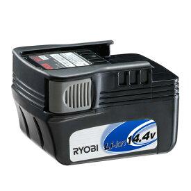 (台数限定・代引不可)RYOBI(リョービ) 14.4V バッテリー B-1425L(6406511) (A)