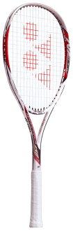 YONEX (Yonex) nano force 450V NANOFORCE450V (NF450V) white red (114) super special price 40% OFF