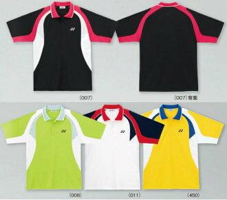 [Rakuten market] YONEX (Yonex) UNI (uni-) polo shirt 10113