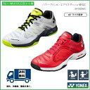 [網球·羽球專營商店puroshoppuyamano]供YONEX優乃克網球鞋功率靠墊空氣RAS衝刺WGC全·紅土網球場使用的4E寬大的設計POWER CUSHION AERUSDASH WIDE GC(SHT-ADWG)25%OFF