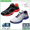 [網球·羽球專營商店puroshoppuyamano]供YONEX優乃克網球鞋功率靠墊空氣RAS衝刺GC全·紅土網球場使用的3E低切設計POWER CUSHION AERUSDASH GC(SHT-ADGC)25%OFF