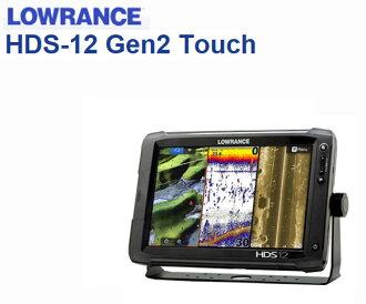 劳伦斯 (劳伦斯) HDS 12 GEN2 触摸 GPS 日本日本模型