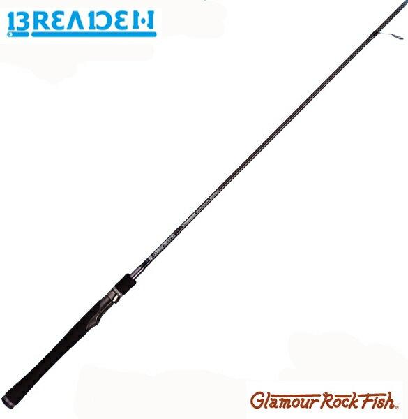 ブリーデン(BREADEN) グラマーロックフィッシュ TE division GRF-TE74fortunateNB【アジ・メバル】【大型商品】