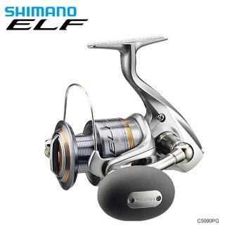Shimano(SHIMANO)11艾尔弗(ELF)C5000PG