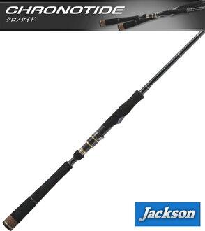 Jackson (杰克逊) 时辰潮 CRNT-982 米海鲈鱼模型