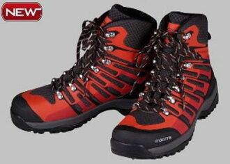 マズメ (mazume) spikes boots # red MZWD-203