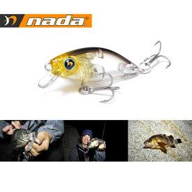 メガバス ナダ ビーグル Megabass NADA【メール便OK】【※お取り寄せ商品】