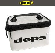 デプス(deps)EVAツールバッグホワイト/ブラック【メール便NG】