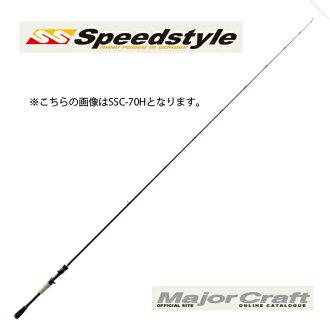 主流的选秀(Major Craft)速度风格SSC-702H 2枚型号