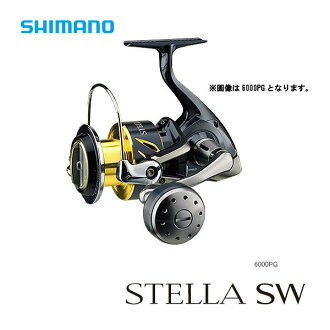 Shimano(SHIMANO)斯蒂拉SW(STELLA SW)5000PG