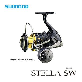 (SHIMANO) Shimano Stella SW (STELLA SW) 6000 HG