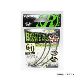 リューギ ピアスフック ブルータルTC HPB062 RYUGI 【メール便OK】