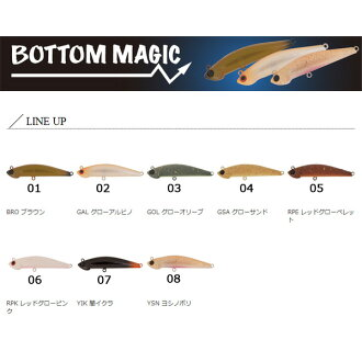 Jackson bottom magic Jackson BOTTOM MAGIC