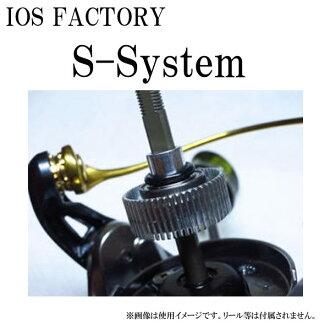 IOS工厂S系统for Shimano