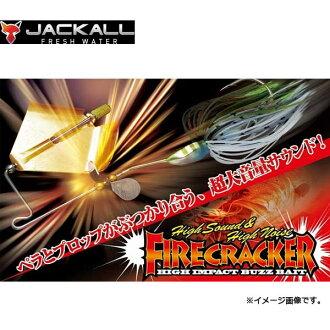 豺火咸饼干JACKALL FIRECRACKER