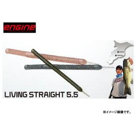 エンジン リビングストレート 5.5 ENGINE LIVING STRAIGHT 5.5 【メール便OK】【FECO認定商品】【egr】