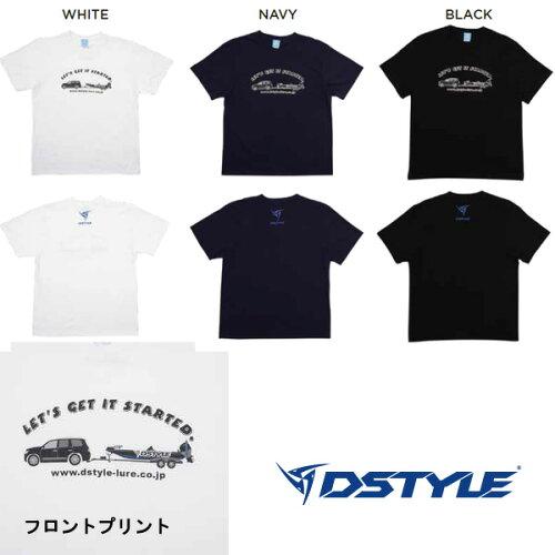 完全受注生産!ディスタイル2018コンセプトTシャツ【メール便NG】【7月発売予定】