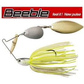 ボトムアップ Beeble(ビーブル) 3/8oz. (10.5g) TW (タンデムウィロー) #S402 ホワイトチャート 【メール便OK】