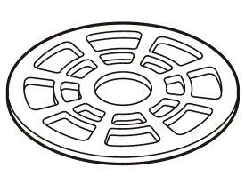 パナソニック 洗濯キャップ AXW3215-9SG0(AXW3215-6TB0の後継品)