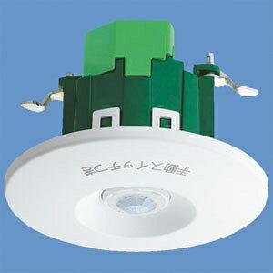 パナソニック かってにスイッチ 熱線センサ付自動スイッチ 天井取付 親器 3Aタイプ 明るさセンサ付 WTK2401K
