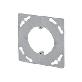 未来工業 プラスチック製塗代カバー 大形四角用 丸型 平 OFL-11P-F 10個入