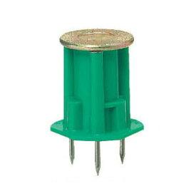 未来工業 カラー・ヘッダーインサート 型枠用 4分ボルト用 黄 NK-4Y 20個入