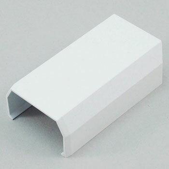 マサル工業 ニュー・エフモール 付属品 エンド 1号 ホワイト SFME12