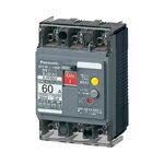パナソニック 漏電ブレーカBJW-60型 3P3E OC付 60A 30mA(モータ保護兼用) BJW3603