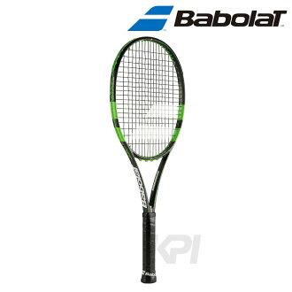 (Babolat) BabolaT PURE DRIVE STRIKE 16x19 WIMBLEDON (Wimbledon pure strike 16 x 19) BF101226 tennis tennis racquet