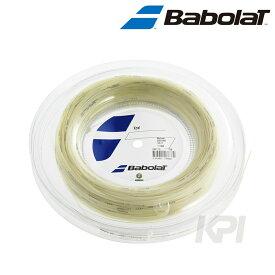 【エントリーでポイント10倍】『即日出荷』BabolaT(バボラ)「Xcel(エクセル)125/130 200mロール BA243110」硬式テニスストリング(ガット)「あす楽対応」