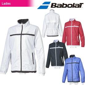 「あす楽対応」【均一セール】バボラ(Babolat)「Women's レディース ウィンドジャケット BAB-4784W」テニスウェア「FW」 『即日出荷』