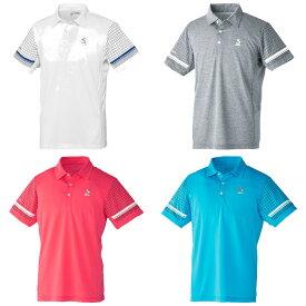 スリクソン SRIXON テニスウェア ユニセックス ポロシャツ SDP-1001 2020SS [ポスト投函便対応]